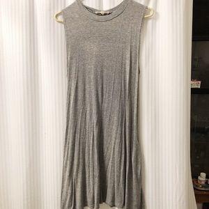 Stretchy striped sleeveless dress • SUPER SOFT 🐰